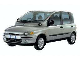 Fiat Multipla 1.6i (76kw) - sada oleja a filtrov