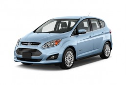 Ford C-Max II.