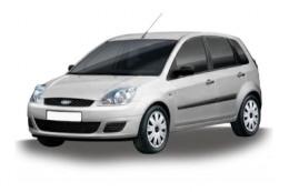 Ford Fiesta V.