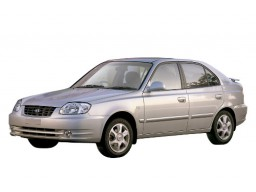 Hyundai Accent II. 1.3i (62, 63kw, od r.v. 09/1999 do r.v. 11/2005) - sada oleja a filtrov