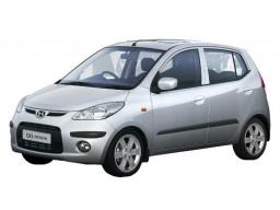 Hyundai i10 I. 1.1i (49, 51kw), 1.2i (57, 63kw, do r.v. 2013) - sada oleja a filtrov