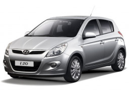 Hyundai i20 I. 1.2i (57, 63kw, do r.v. 2014) - sada oleja a filtrov