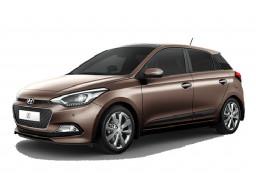 Hyundai i20 II. 1.2i (55, 62kw, od r.v. 2014), 1.4i (74kw, od r.v. 2014)  - sada oleja a filtrov