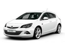 Opel Astra J 1.3CDTi - sada oleja a filtrov