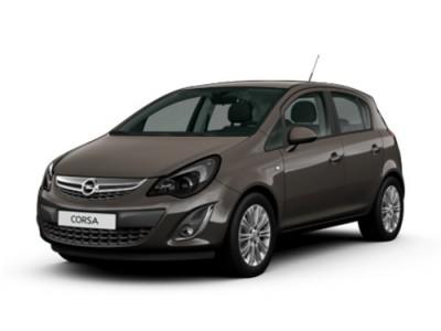 Opel Corsa D 1.3CDTI (55kw do r.v. 06/2010) - sada oleja a filtrov