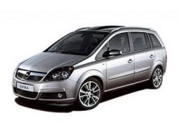 Opel Zafira B 1.7CDTI (DT, 81, 92kw) - sada oleja a filtrov
