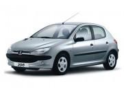 Peugeot 206 1.4HDi (50kw) - sada oleja a filt ...