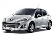 Peugeot 207 1.4HDi (50kw) - sada oleja a filt ...