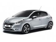 Peugeot 208 1.4VTi (70kw), 1.6i (88, 115kw),  ...