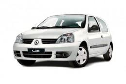 Renault Clio II. (od r.v. 01/2000 do r.v. 09/2008, TRW riadenie)