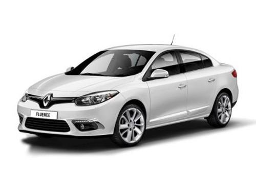 Renault Fluence I.