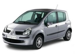 Renault Modus Benzín - sada oleja a filtrov