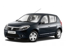 Dacia Sandero I. 1.4i (53, 55kw), 1.6i (62, 64kw) - sada oleja a filtrov