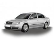 Škoda SuperB I. 1.8T (110kw) - sada oleja a f ...