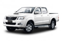 Toyota Hilux lll. (do r.v. 08/2011)