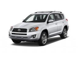 Toyota Rav4 lll. VVT-i - sada oleja a filtrov