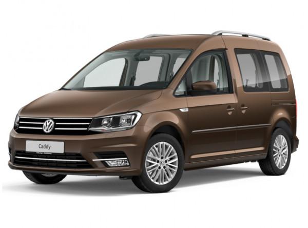 VW Caddy IV.