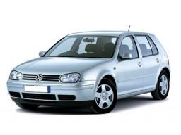 VW Golf IV. Benzín - sada oleja a filtrov