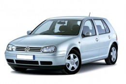 VW Golf IV.