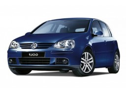 VW Golf V. 1.9TDI, 2.0TDI, 2.0SDI - sada oleja a filtrov