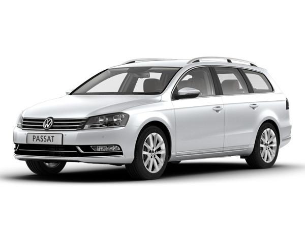 VW Passat (gen. B7)