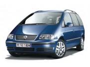 VW Sharan I. 1.9TDI (85, 96,110kw), 2.0TDI (1 ...