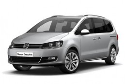 VW Sharan II.