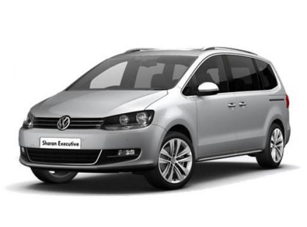 VW Sharan II.