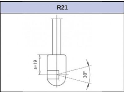 Magneti Marelli 430719011000 (GS0110) - pneumatická pružina (plynová vzpera)