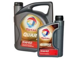 Total Quartz 9000 5W-40 (4x1L) 4L