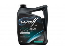 Wolf OfficialTech MS-FFE 0W-30 5L