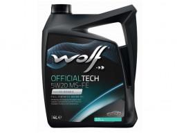 Wolf OfficialTech MS-FE 5W-20 5L