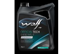 Wolf OfficialTech MS-F 5W-30 5L