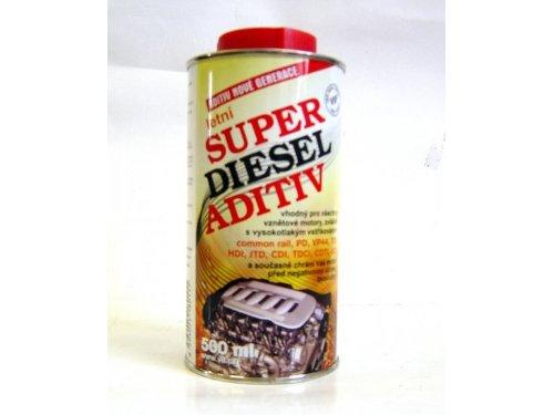 Super Diesel Aditiv VIF - letný 500ml