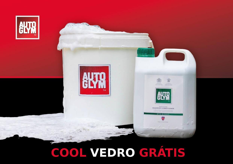Autoglym Cool Vedro GRÁTIS
