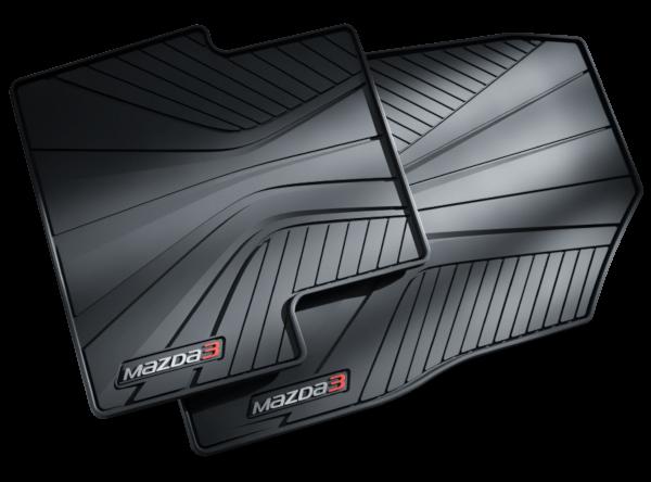 Autorohože gumové pre Audi A4 B8 (od r.v. 2008 do r.v. 2015)