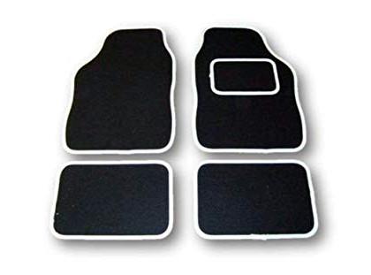 Autokoberce textilné pre Audi A6 C6 (od r.v. 2004 do r.v. 2011)