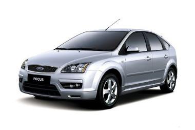 Ford Focus ll 1.6TDCI - sada oleja a filtrov