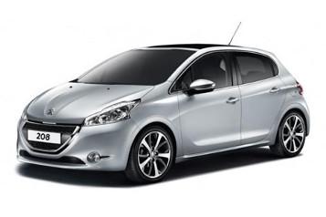 Peugeot 208 1.4HDi 50kw, 1.6HDi 68, 73kw - sada oleja a filtrov