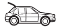 <p style='text-align: left; margin: 0; padding: 0;'>Karoséria / Typ: Peugeot 206 Hatchback<br /></p>